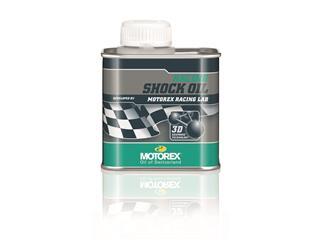 Huile d'amortisseur MOTOREX Racing Shock Oil 250ml - 20100105