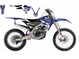 Kit déco complet BLACKBIRD Dream Graphic 3 Yamaha WR450-F - 78177180