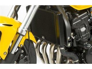 R&G RACING Radiator Guard Black Honda CB600F/S Hornet