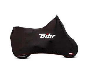 Funda moto indoor Bihr H2O M - Color negro