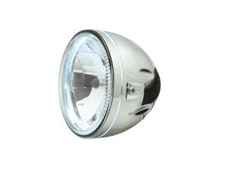 Farol frente BIHR suporte LED cromado - 872371