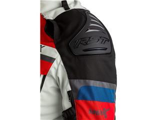 Chaqueta Textil (Hombre) RST ADVENTURE-X Azul/Rojo , Talla 50/S - f210c4bd-e50d-4d24-afdb-67c08379e749