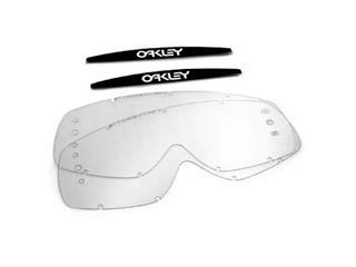 Lente Roll-Off OAKLEY XS O-FRAME,  Transparente