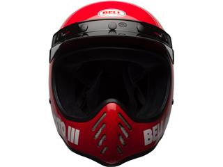Casque BELL Moto-3 Classic Red taille M - f237d2c8-87fa-4359-9421-d20ecaee10ae