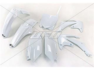 Kit plastique UFO blanc Honda CRF250R/450R - 78144910