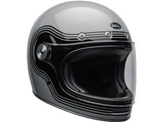 Casque BELL Bullitt DLX Flow Gloss Gray/Black taille L - f2960e05-5265-4d32-8091-1be35c60ac41
