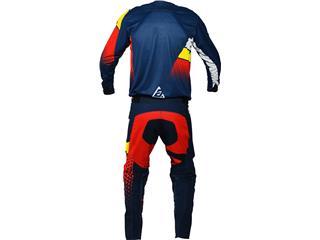 Camiseta Answer ELITE KORZA Azul Oscuro/Blanco/Amarillo/Rojo, Talla XS - f2bad769-eac9-4e6d-83c0-185545bcf6c0