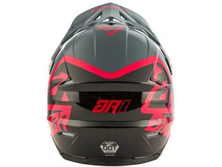 Casque ANSWER AR1 Voyd Junior Black/Charcoal/Pink taille YM - f2bc0ac8-0b83-4b59-baba-0d16c2017ea3