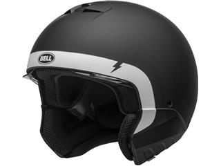 BELL Broozer Helm Cranium Matte Black/White Maat M L - f31689f8-ad9d-42e0-90c1-a96685fc9041