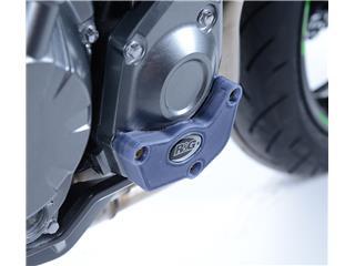 Slider moteur droit R&G RACING noir Kawasaki Z900 - 445347