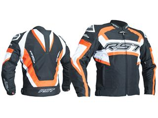 RST TracTech Evo R Jacket CE Textile Flo Red Size L - f35b70dc-3669-4abb-a63a-2416addf1667