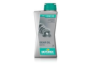 Huile boîte de vitesse MOTOREX Gear Oil 2T 10W30 100% synthèse 1L - 20100088