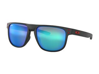OAKLEY Holbrook Maverick Vinales Collection Sunglasses Matte Black PRIZM Sapphire Lens