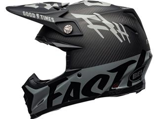 Casque BELL Moto-9 Flex Fasthouse WRWF Black/White/Gray taille S - f38ee9a6-d85e-443b-9e15-c57ee4954248
