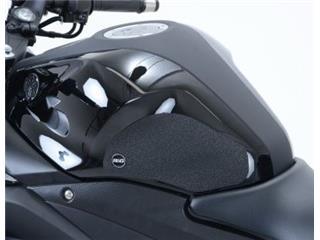 Set R&G RACING doorschijnende tankhandgreep (2-delig) Yamaha YZF-R3