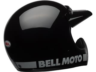 Casque BELL Moto-3 Classic Black taille XXL - f4252736-edca-4938-ada2-25288d977b30