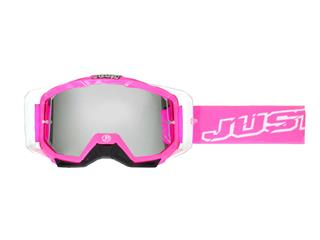 JUST1 Iris Goggle Neon Pink
