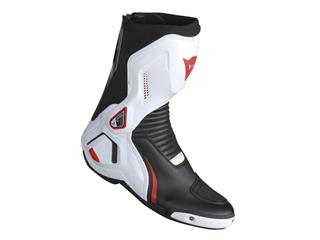Boots Dainese Course D1  Black/White/Red Size 46