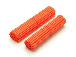 """ART Spoke Skin Orange for 21"""" Front Wheel /18""""-19"""" Rear Wheel - 448425"""
