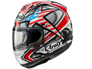 ARAI RX-7V Helmet Hayden Laguna Seca Size XS