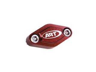ART Brake Block Off Plate Red ATV