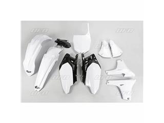 Kit plastique UFO blanc Yamaha YZ450F - 78443810