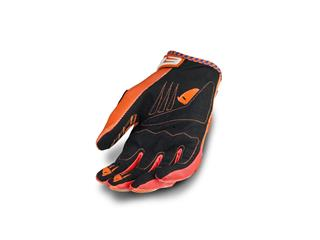 UFO Trace Gloves Neon Orange/Blue Size M - f4c1ab18-2780-4c32-b94a-e2795b66d277