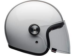 Casque BELL Riot Rapid Gloss White/Black taille L - f4ccff19-6a1d-40e0-a629-7a8da556c29f