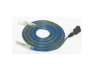 KOSO Type B Rev-Counter Wire Yellow/Blue