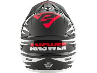 Casque ANSWER AR1 Pro Glow White/Black/Pink taille S - f4f17187-4c6c-4ee9-bd0c-7f16f8a658c3