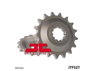 JT SPROCKETS Front Sprocket 17 Teeth Steel Standard 530 Pitch Type 527