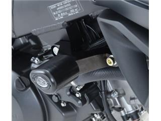 Tampons Aero R&G RACING noirs Suzuki DL1000 V-Strom