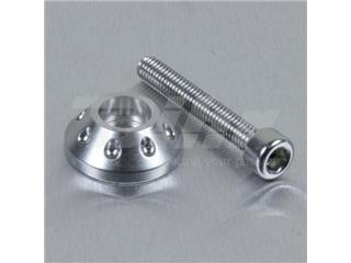 Arandela cónica de Aluminio (25mm ØExt.) para usar con tornillo Allen c/cilíndrica plata LWAPB625S