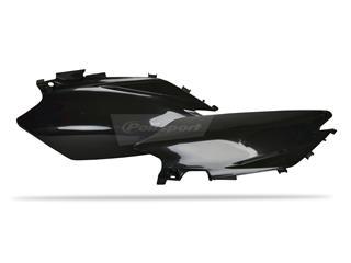 Plaques latérales POLISPORT noir Honda CRF250R/CRF450R - PS217BC08