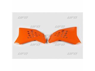 Ouïes de radiateur UFO orange KTM SX65 - 78534253