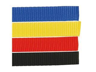 ART Replacement Straps Black Type B for ART Nerf-Bars