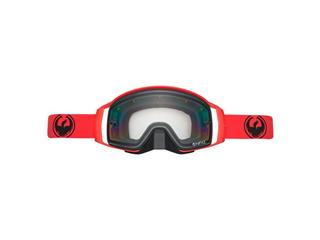 GOGGLES DRAGON NFX2 / FRAME RED / LENS INJECTED CLEAR