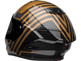 BELL Race Star Flex DLX Helmet Mate/Gloss Black/Gold Size L - f5a346fa-b515-42be-a91d-94d1da66e73f