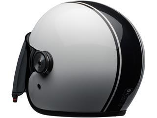 Casque BELL Riot Rapid Gloss White/Black taille M - f5e0340c-d559-473d-936c-3de2cc7dec4d