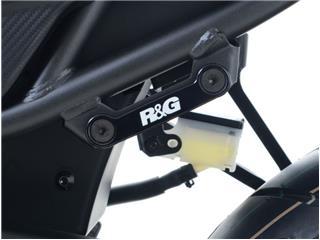 Kit suppression de reposes-pied arrière R&G RACING noir Suzuki SV650 - 443510