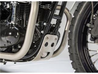 Sabot moteur Skidplate LSL alu Kawasaki W6550/800