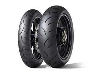DUNLOP Tyre SPORTMAX QUALIFIER II 190/50 ZR 17 M/C (73W) TL