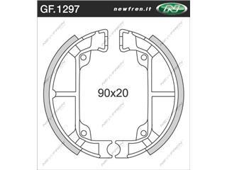 Mâchoire de frein NEWFREN GF1297 organique Suzuki