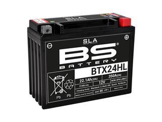 Batterie BS BATTERY BTX24HL SLA sans entretien activée usine