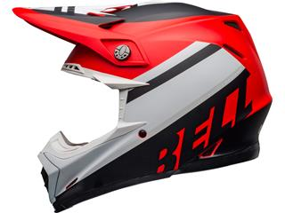 Casque BELL Moto-9 Mips Prophecy Matte White/Red/Black taille XS - f6d4a209-3575-4ce7-bb42-5c3c04f516cd