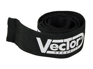 Gaine de chaîne de remplacement Vector avec logo Ø14mm/1,80m  - VE3207