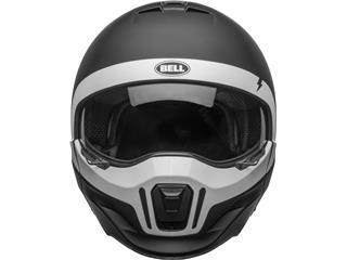 BELL Broozer Helm Cranium Matte Black/White Maat S - f7111121-415a-4263-8f8a-c1e251546860