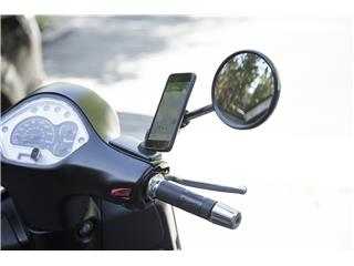 SP-CONNECT Moto Bundle fixed on Mirror Universal - f7113135-5dd7-4006-8870-611aa12cea60