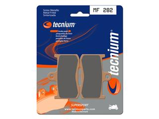 TECNIUM Brake Pads MF282 Sintered Metal