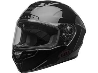 BELL Star DLX Mips Helm Lux Checkers Matte/Gloss Black/Root Beer Maat M - 800000241069